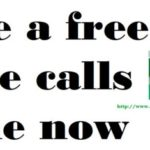 Free call from computer to mobile