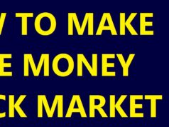 Ways Money Home Stock market Freelancer