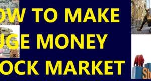 Ways Money Home Stock market Freelancer