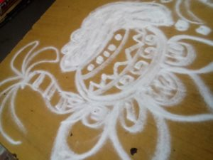 Makar Sankranti Pongal pot