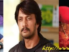 sudeep in Sye raa