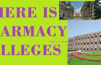 Pharmacy colleges