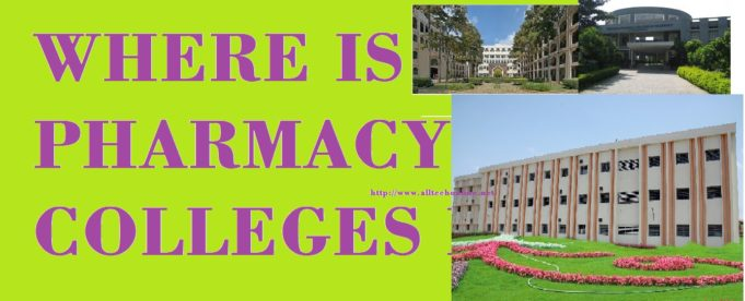 Pharmacy colleges