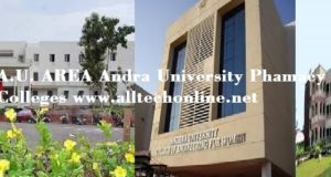 B pharmacy colleges ap