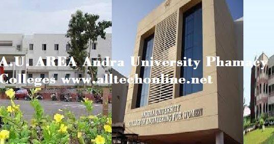 B pharmacy colleges ap