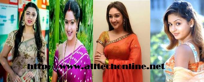 Bigboss2 Participants In Telugu Season2