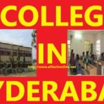 ITI COLLEGES in HYDERABAD