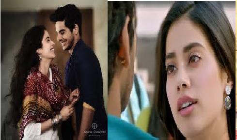 Sridevis Daughter Jahnvi First Film Dhadak