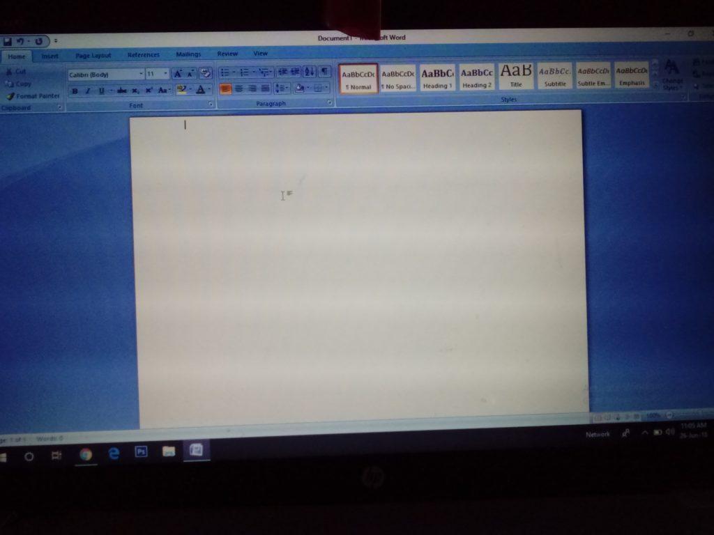 Microsoft Word Training Online Fee Course