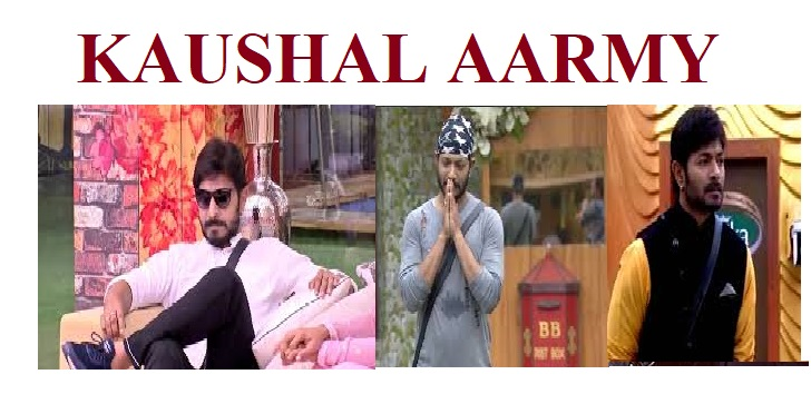 kaushal army Why bigboss2 kaushal wins so-many hearts
