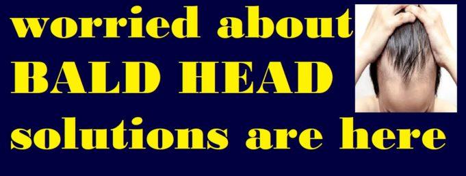 bald head problems in telugu