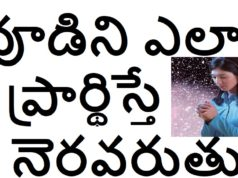 Devudini Ela Pradiste Korika Neraverutundi Telugu