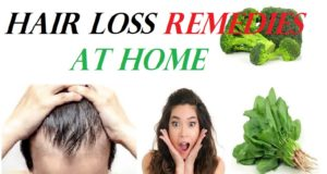 Natural Hair Loss Treatment Home Remedies