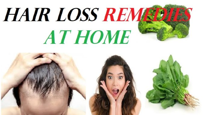 Natural Hair Loss Treatment Home Remedies