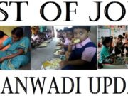 LIST OF JOBS of Latest Anganwadi Updates