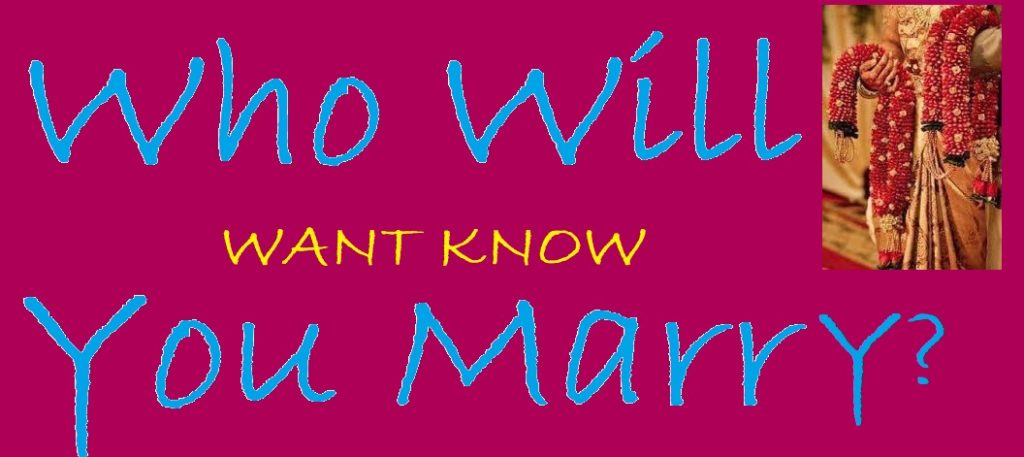 Who Will You Marry Mee Pelli Evaritho Jarugutundi?