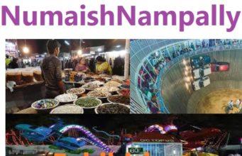 Numaish-Nampally Exhibition-Revenue-Details