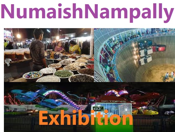 Numaish-Nampally Exhibition-Revenue-Details