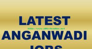 Latest Anganwadi jobs in Hyderabad 2019-2020