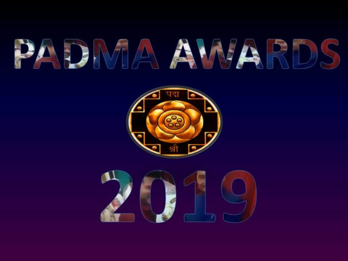 Padma awards 2019 list