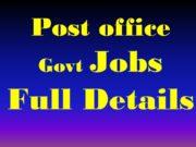10TH Class Jobs BPM Vacancies Details
