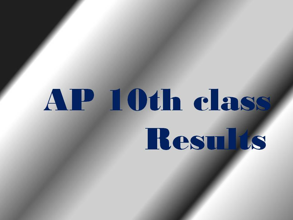 AP 10th class Results