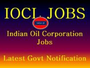 IOCL Indian Oil Corporation Jobs 2019 June