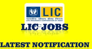 lic jobs in india telugu