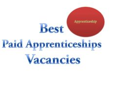 Apprenticeships for 16 year Olds Vacancies