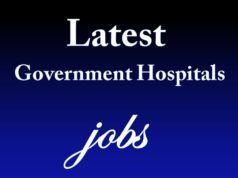 Latest Government jobs in Hospitals Jobs