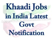 Khaadi Jobs in India Latest Govt Notification