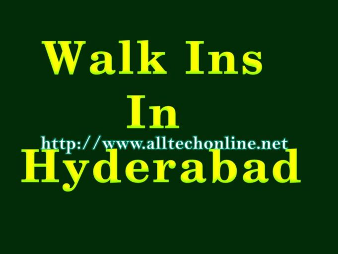 National Institute of Nutrition Walk Ins Hyderabad