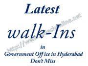 National Institute of Rural Development Notification