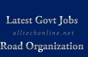 Road Organization Recruitment Notification