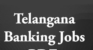 Telangaana Bank Jobs Latest Notification