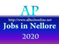 AP Engineer Jobs in Nellore 2020
