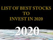 Best Stocks to Invest IN 2020 share Market