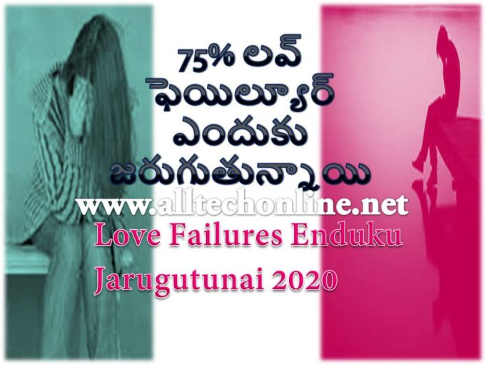 Love Failures Enduku Jarugutunai 2020