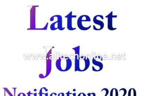 latest jobs notification 2020 in telugu