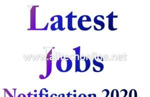 latest jobs notification 2020 in telugu