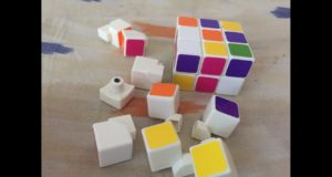 Broken Cubic How Easy to solve