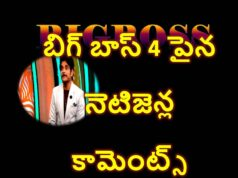 BIGBOSS4 Show Comments on Contestants