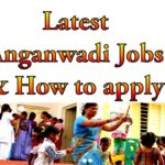 Latest Anganwadi Jobs in 2020 apply