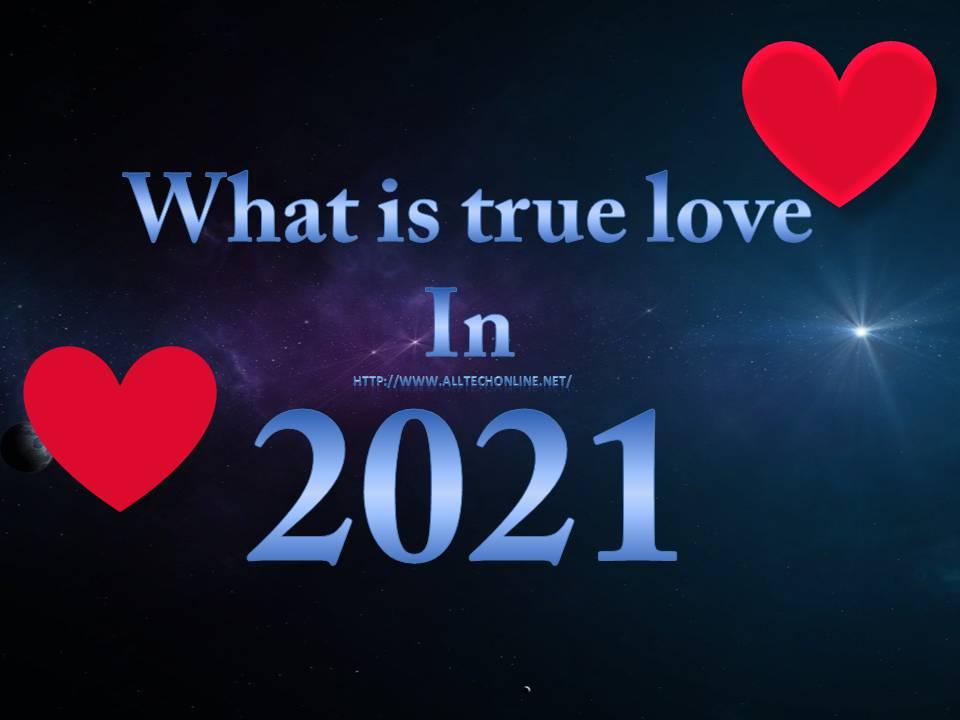 What is true love in Telugu 2021