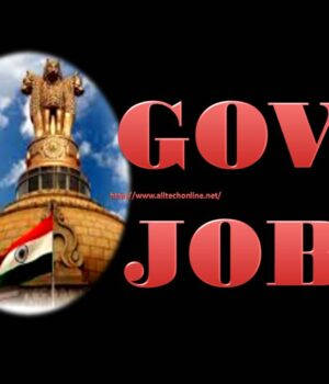 Latest Govt Jobs In Hyderabad 2021