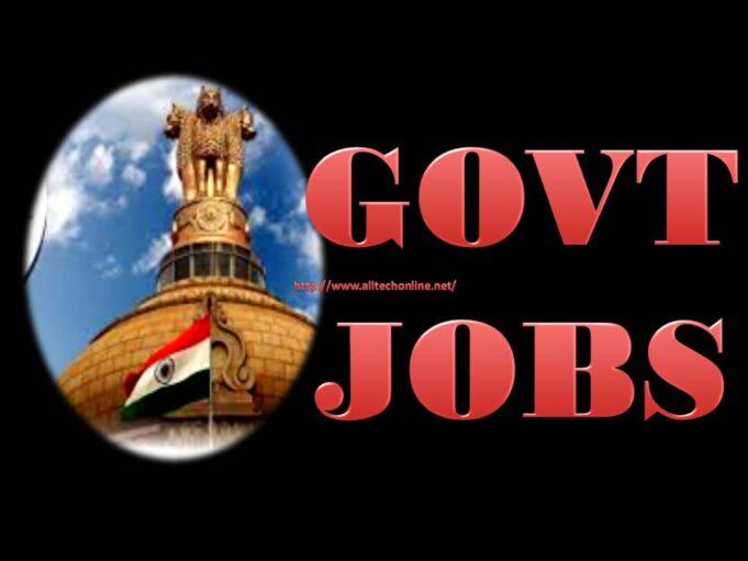 Latest Govt Jobs In Hyderabad 2021