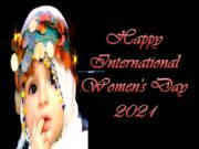 Happy International Women's Day 2021