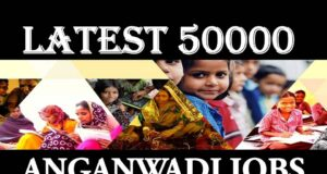 Latest 50000 Anganwadi jobs 2021