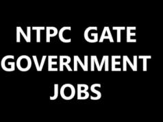NTPC GATE JOBS IN 2021