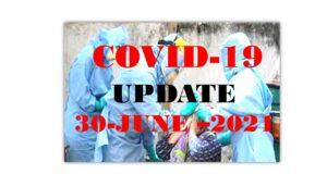 COVID-19 Latest Update of Coronavirus